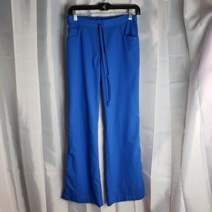 Grey's Anatomy Blue Scrub Pants Sz S